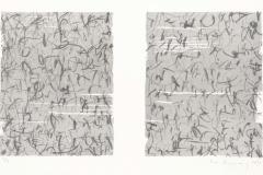 a.d.-Reihe-Paar-Bilder-2010-Lithographie-von-2-Steinen-Unikat-Motivgroesse-je-16x20-cm-auf-Buettenkarton-42x30-cm-26