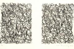 a.d.R.-Paar-Bilder-2010-Kreide-Litho-Aufl.-3-Stck.-Motivgr.-je-16x20-cm-auf-Buettenkarton-42x30-cm-22