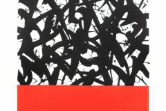a.d.-Reihe-Schwarz-auf-Weiss-mit-Rot-11.12.2014-u.-12.4.2015-Lithographie-Aufl.-2-Stck.-Motivgroesse-31x43-cm-auf-Buettenkarton-42x59-cm