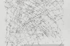 Reihe-Network-grau-1.6.-u.-22.6-2016-Lithographie-Aufl.-4-Stck.-Motivgroesse-21x21-cm-auf-Buettenkarton-30x42-cm