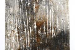Spuren-Tondruck-auf-Japanpapier-2002-21-x-29-cm-montiert-auf-Zeichenpapier-40-x-50-cm