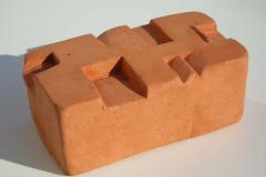 Ecken-u.-Kanten-Terrakotta-2003-13-x-8x-5-cm-LBH